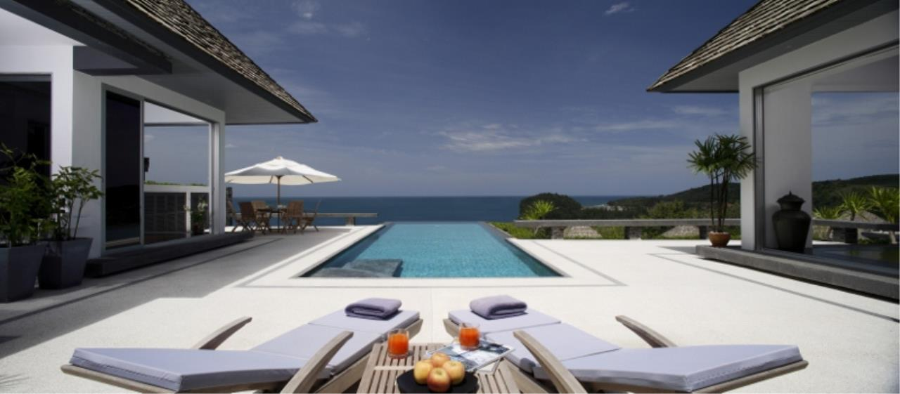 REAL Phuket  Agency's Superb 4-Bedroom Pool Villa Overlooking Layan Beach 1