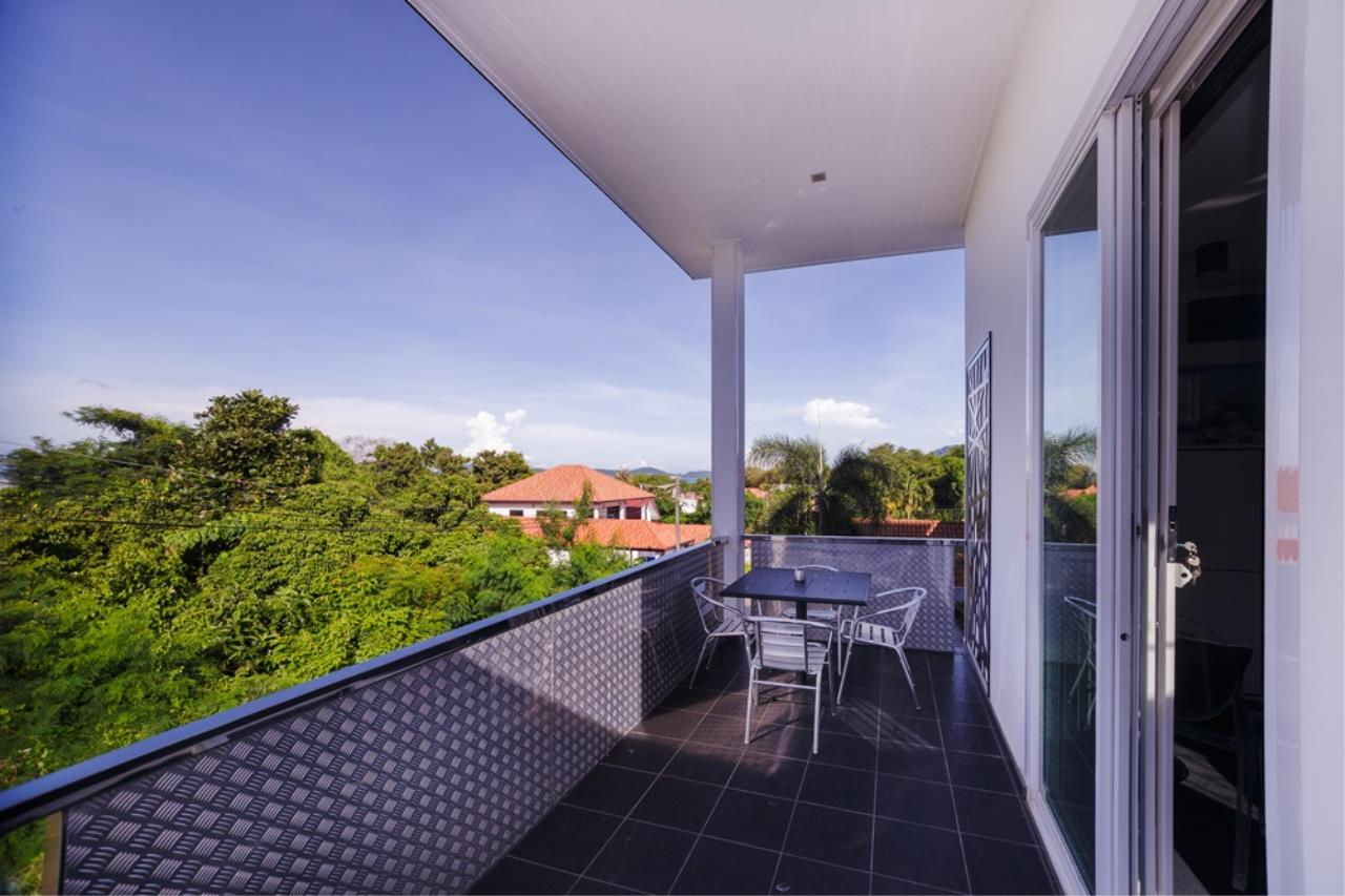 REAL Phuket  Agency's The Club Residence - 7-Bedroom Designer Pool Villa with Sea View Terrace in Saiyuan 17