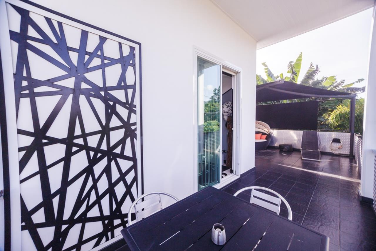 REAL Phuket  Agency's The Club Residence - 7-Bedroom Designer Pool Villa with Sea View Terrace in Saiyuan 18