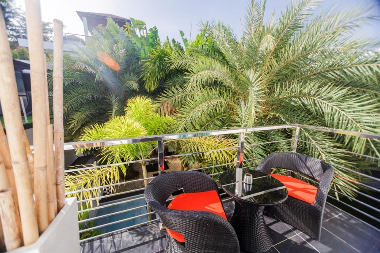 REAL Phuket  Agency's The Club Residence - 7-Bedroom Designer Pool Villa with Sea View Terrace in Saiyuan 24