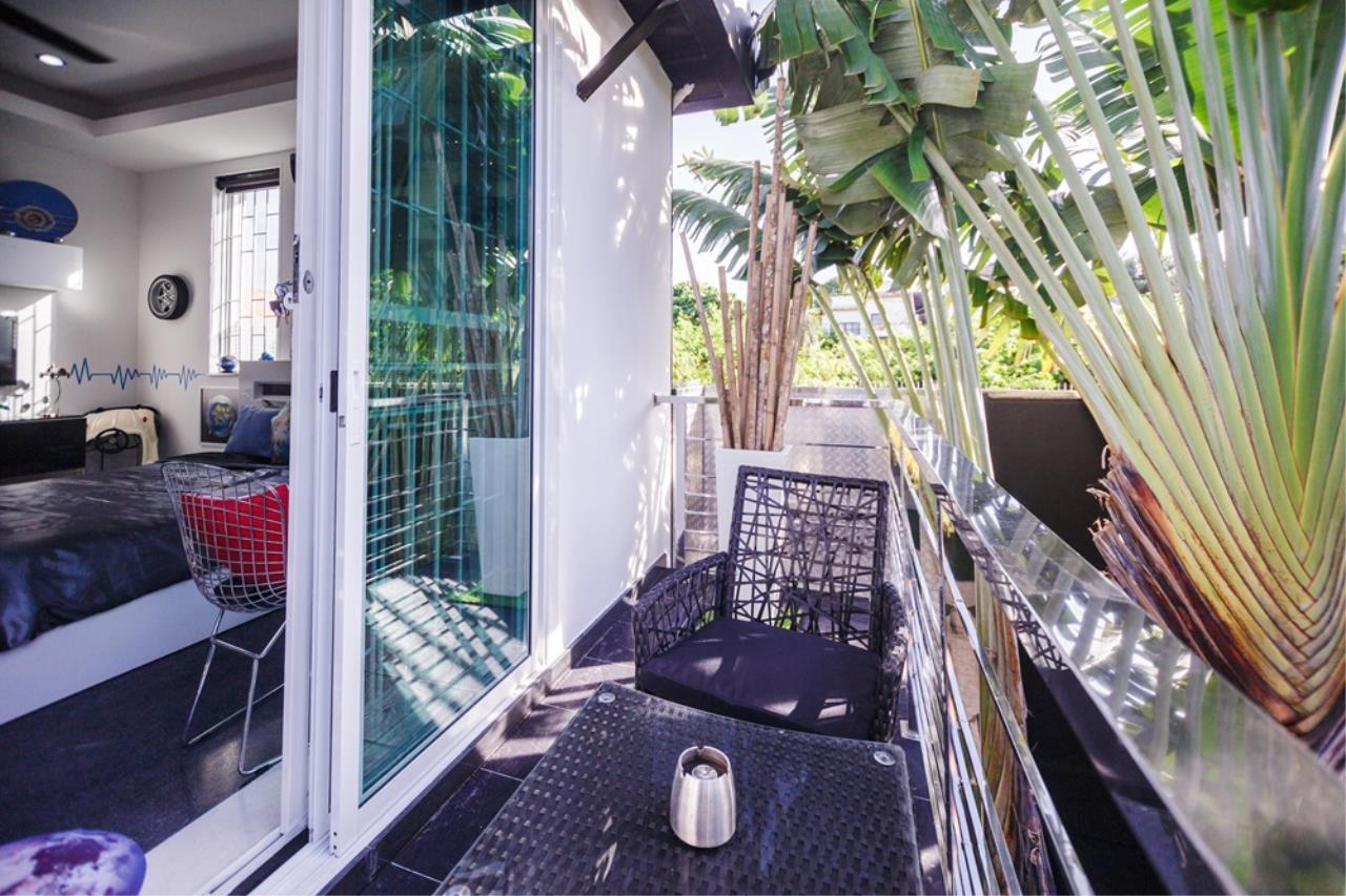 REAL Phuket  Agency's The Club Residence - 7-Bedroom Designer Pool Villa with Sea View Terrace in Saiyuan 29