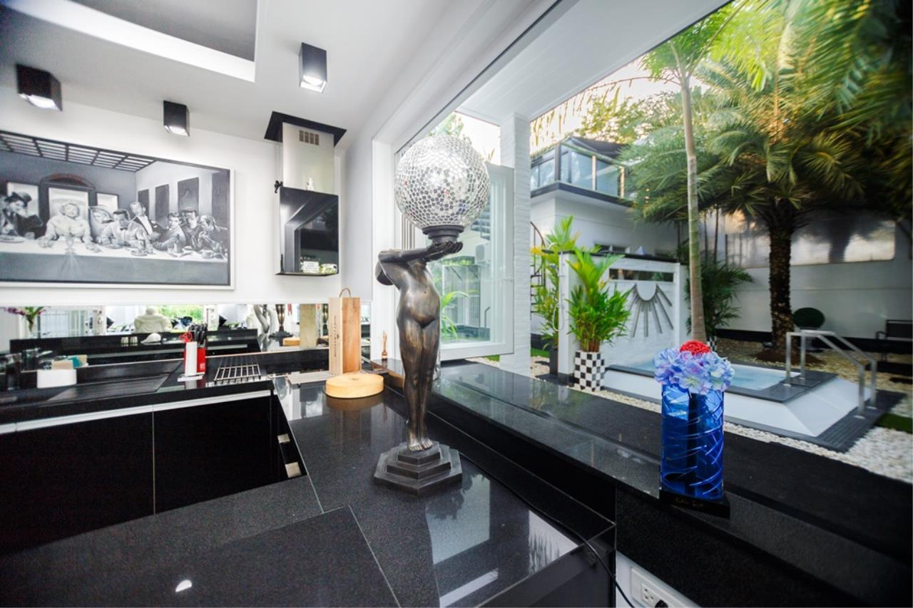 REAL Phuket  Agency's The Club Residence - 7-Bedroom Designer Pool Villa with Sea View Terrace in Saiyuan 52