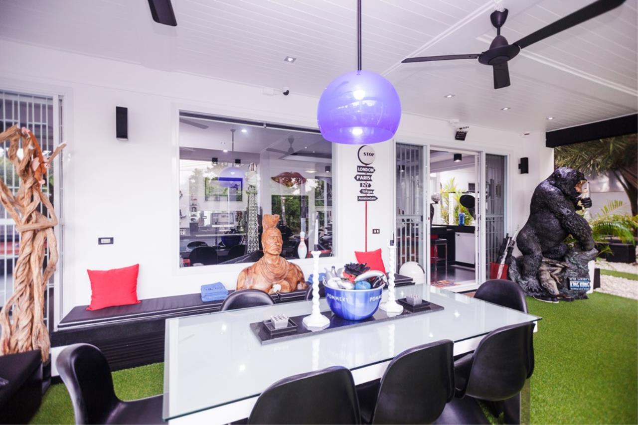 REAL Phuket  Agency's The Club Residence - 7-Bedroom Designer Pool Villa with Sea View Terrace in Saiyuan 59