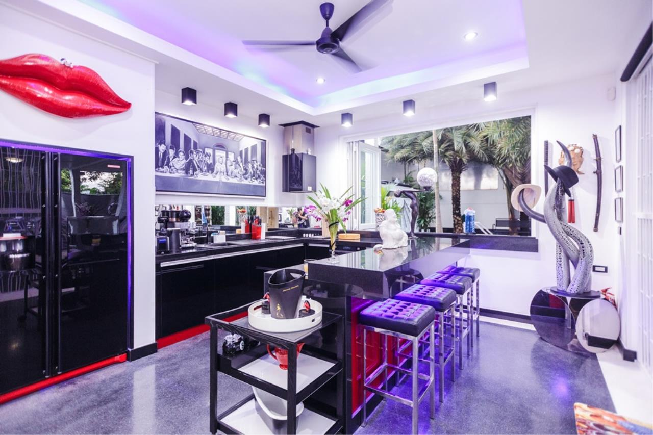 REAL Phuket  Agency's The Club Residence - 7-Bedroom Designer Pool Villa with Sea View Terrace in Saiyuan 67