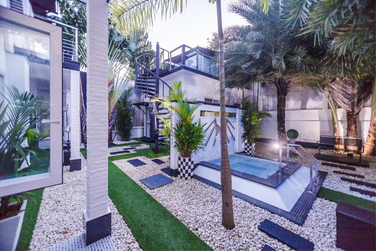 REAL Phuket  Agency's The Club Residence - 7-Bedroom Designer Pool Villa with Sea View Terrace in Saiyuan 72