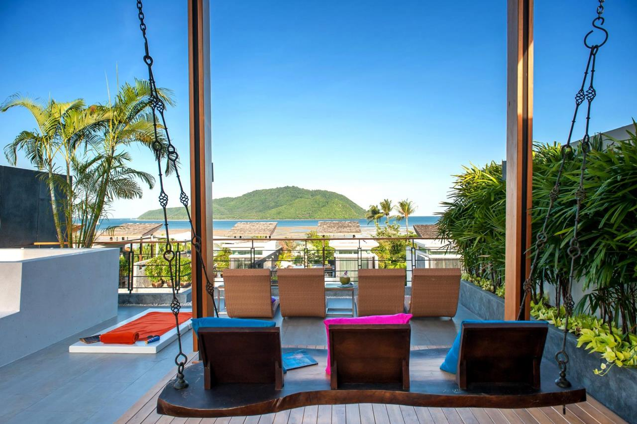 Real Phuket  Agency's Almari Residence - Unique 4-Bedroom Pool Villa overlooking Chalong Bay 19