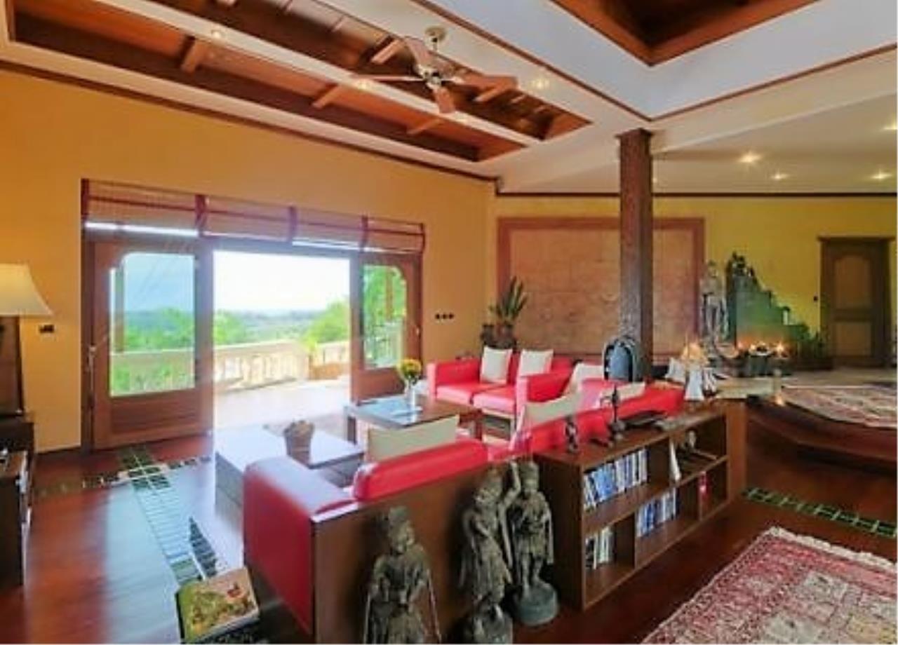 REAL Phuket  Agency's Vichuda Hills - Magnificent 4-Bedroom Private Pool Villa on Layan Hillside 9