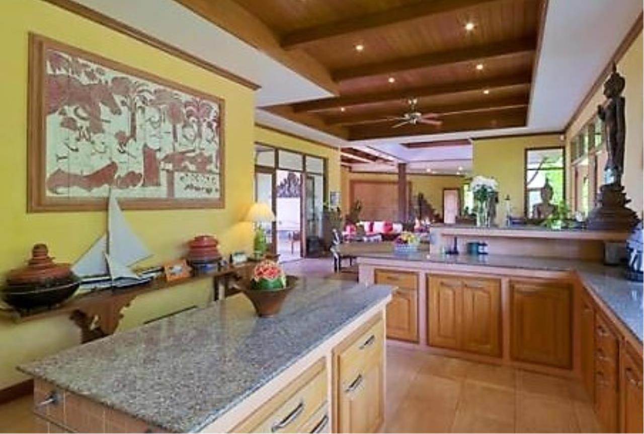 REAL Phuket  Agency's Vichuda Hills - Magnificent 4-Bedroom Private Pool Villa on Layan Hillside 13