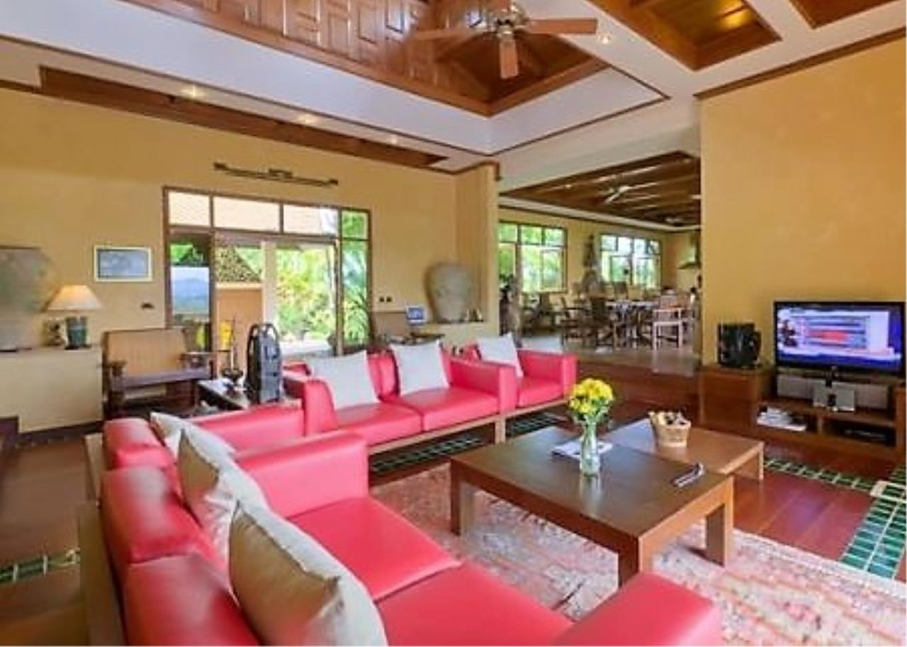 REAL Phuket  Agency's Vichuda Hills - Magnificent 4-Bedroom Private Pool Villa on Layan Hillside 15