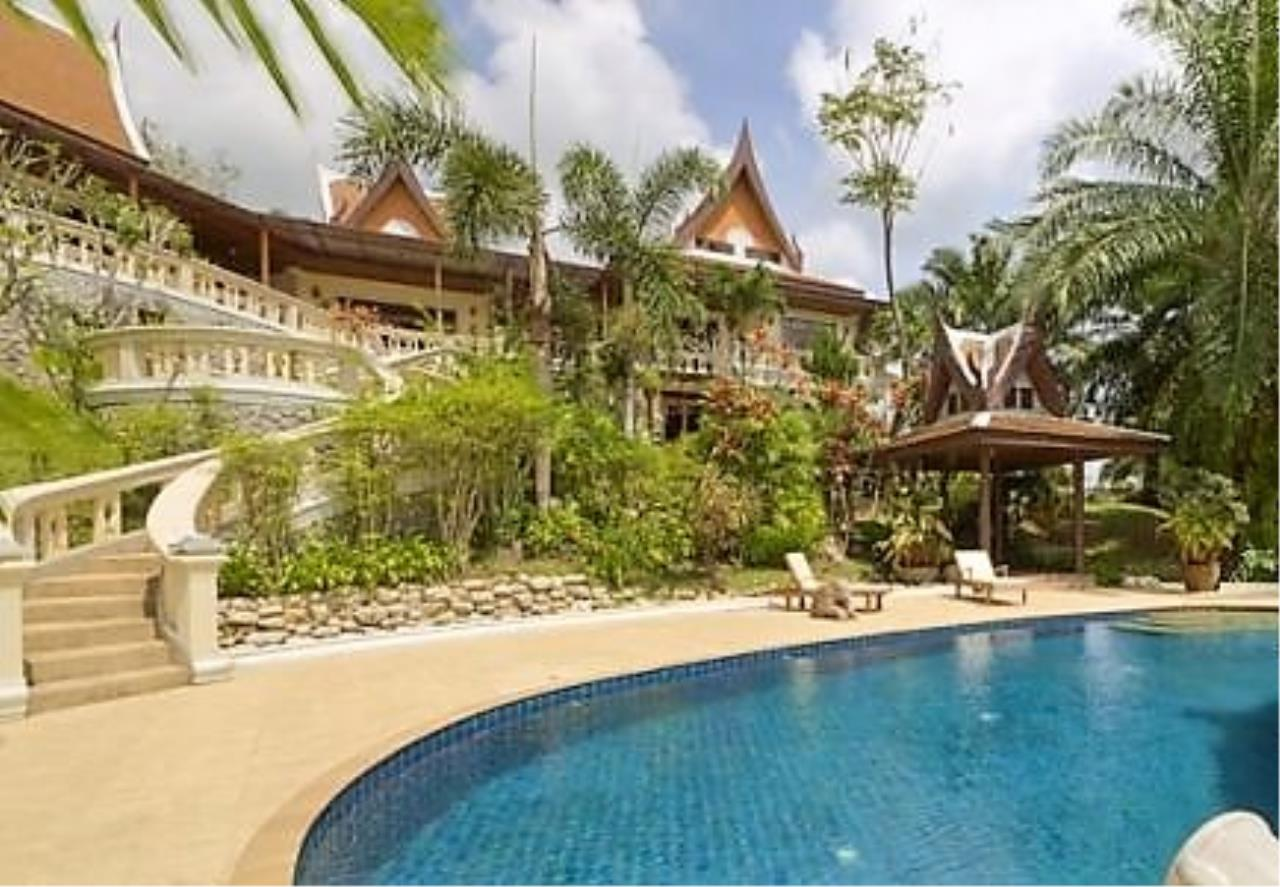 REAL Phuket  Agency's Vichuda Hills - Magnificent 4-Bedroom Private Pool Villa on Layan Hillside 23