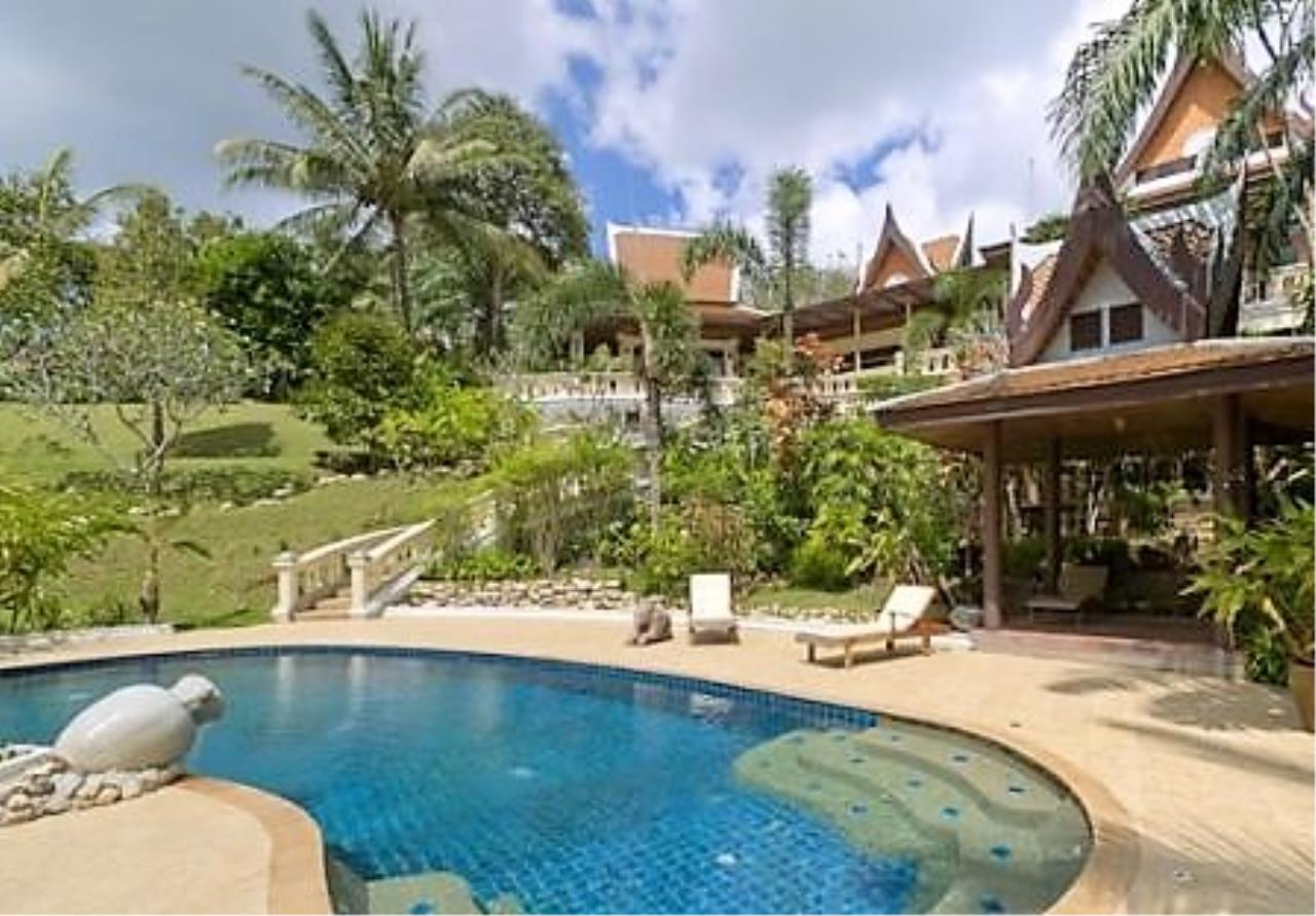 REAL Phuket  Agency's Vichuda Hills - Magnificent 4-Bedroom Private Pool Villa on Layan Hillside 24