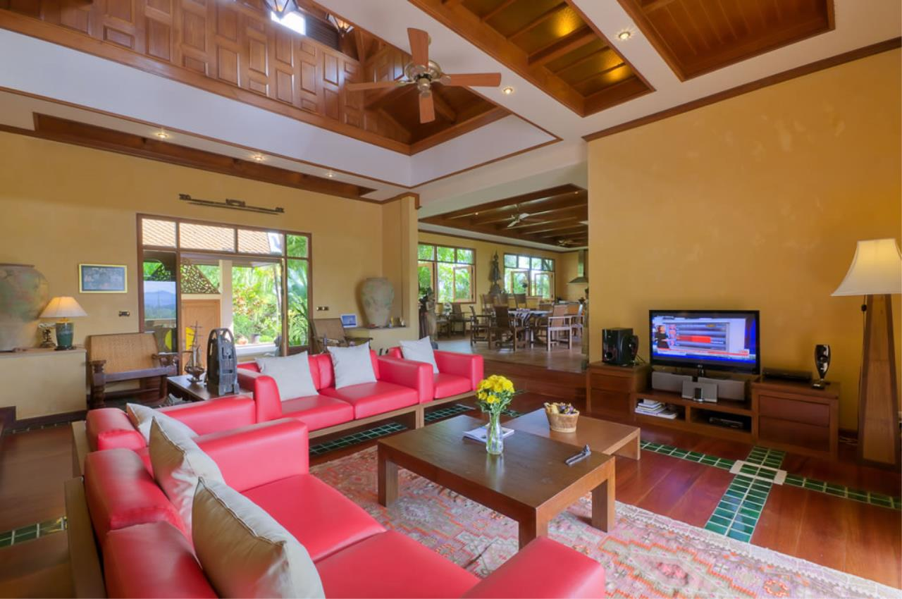 REAL Phuket  Agency's Vichuda Hills - Magnificent 4-Bedroom Private Pool Villa on Layan Hillside 2