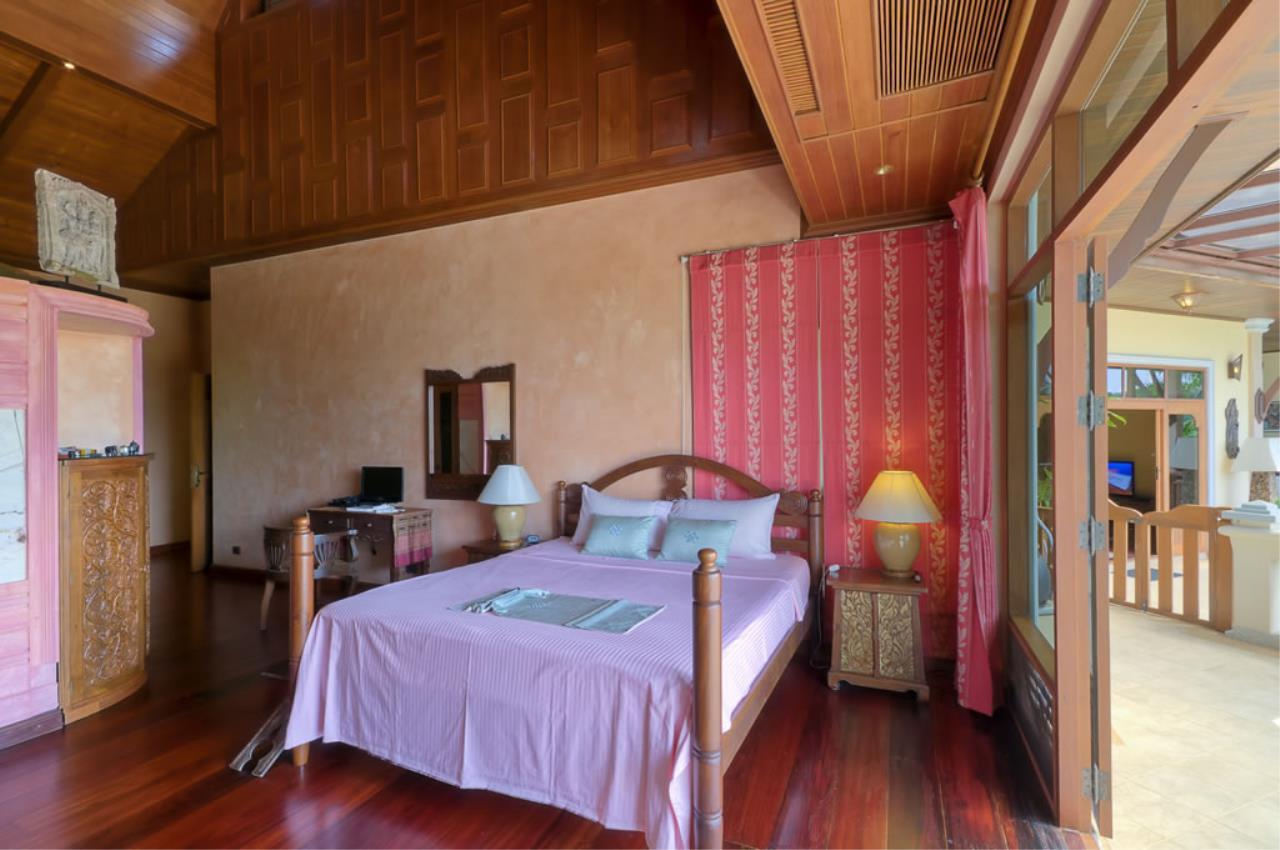 REAL Phuket  Agency's Vichuda Hills - Magnificent 4-Bedroom Private Pool Villa on Layan Hillside 3