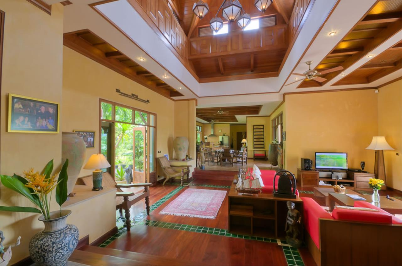 REAL Phuket  Agency's Vichuda Hills - Magnificent 4-Bedroom Private Pool Villa on Layan Hillside 4