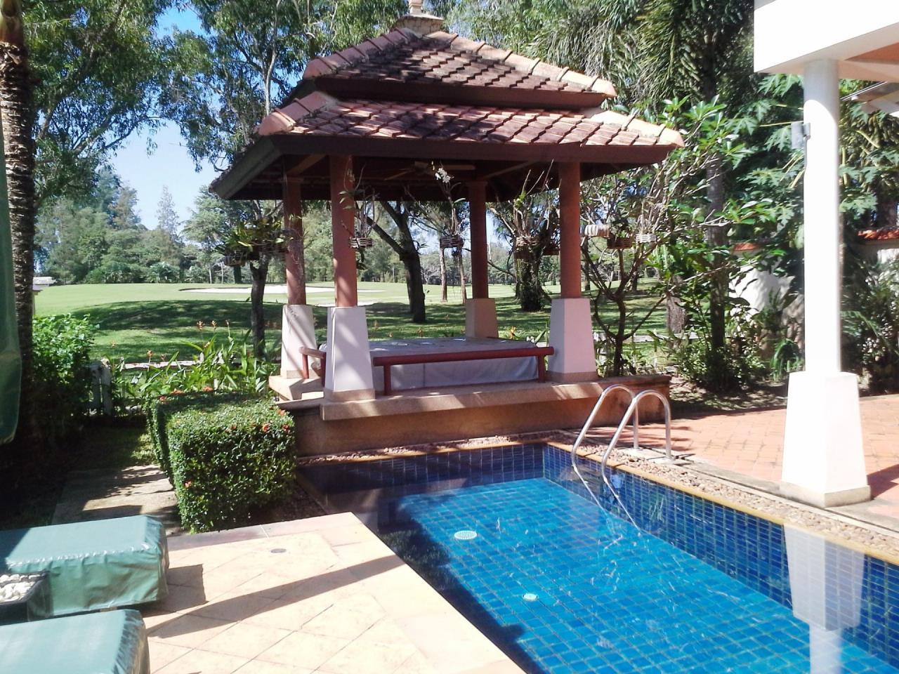 REAL Phuket  Agency's Laguna Fairway - 4-Bedroom Pool Villa Overlooking Laguna Golf Course 14