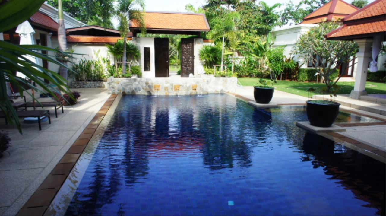REAL Phuket  Agency's Sai Taan - Luxury Private Pool Villa 4 Bedroom near Bang Tao Beach 2