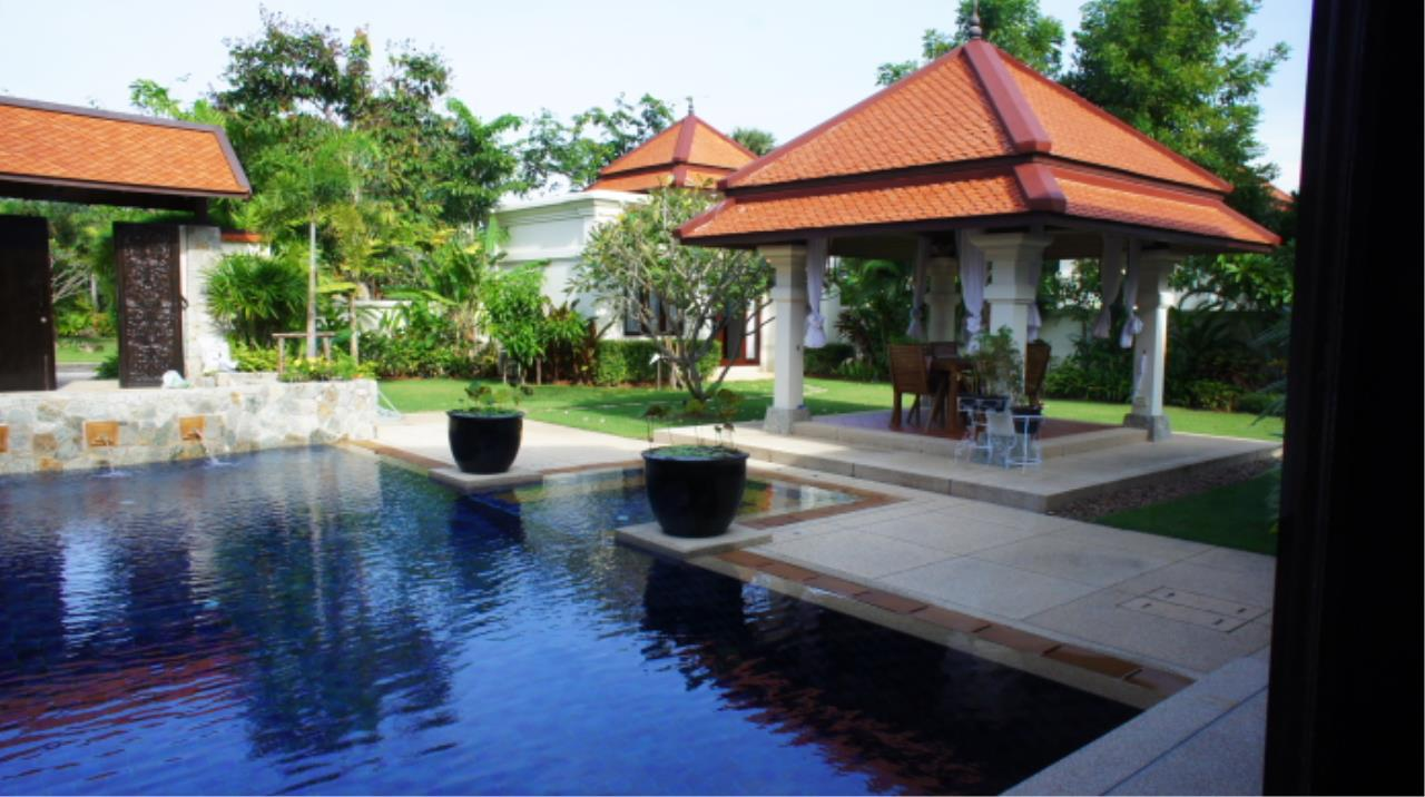 REAL Phuket  Agency's Sai Taan - Luxury Private Pool Villa 4 Bedroom near Bang Tao Beach 3