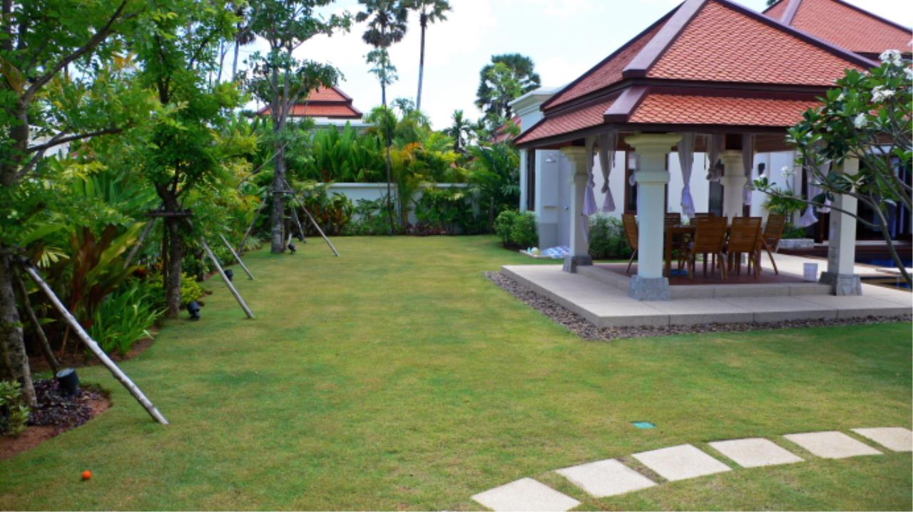 REAL Phuket  Agency's Sai Taan - Luxury Private Pool Villa 4 Bedroom near Bang Tao Beach 5