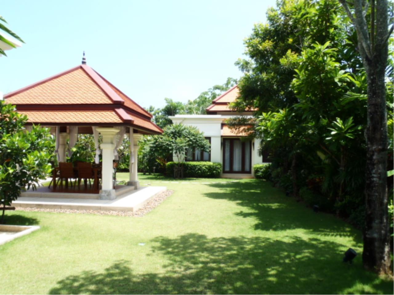 REAL Phuket  Agency's Sai Taan - Luxury Private Pool Villa 4 Bedroom near Bang Tao Beach 8