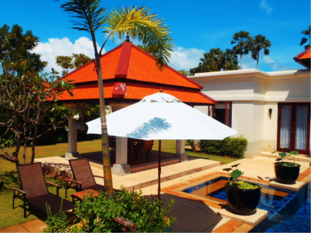 REAL Phuket  Agency's Sai Taan - Luxury Private Pool Villa 4 Bedroom near Bang Tao Beach 9