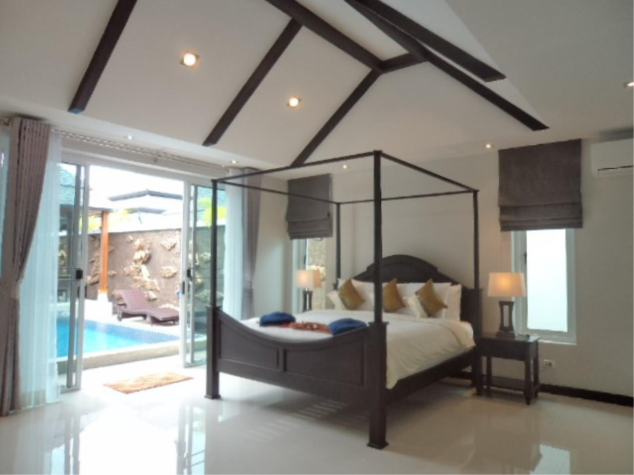 REAL Phuket  Agency's Kamala Paradise - Chic 3-Bedroom Private Pool Villa in Kamala 5