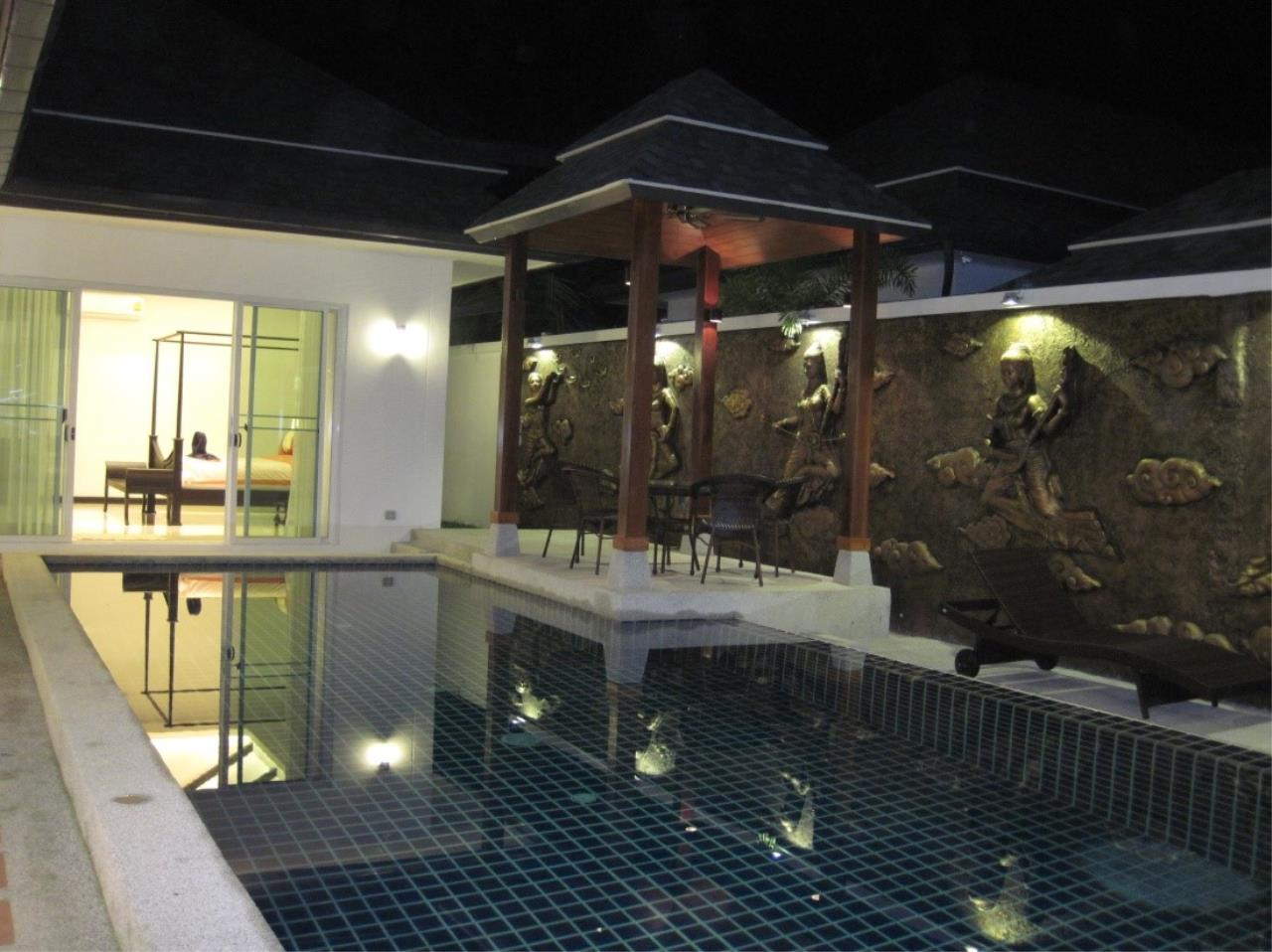 REAL Phuket  Agency's Kamala Paradise - Chic 3-Bedroom Private Pool Villa in Kamala 1