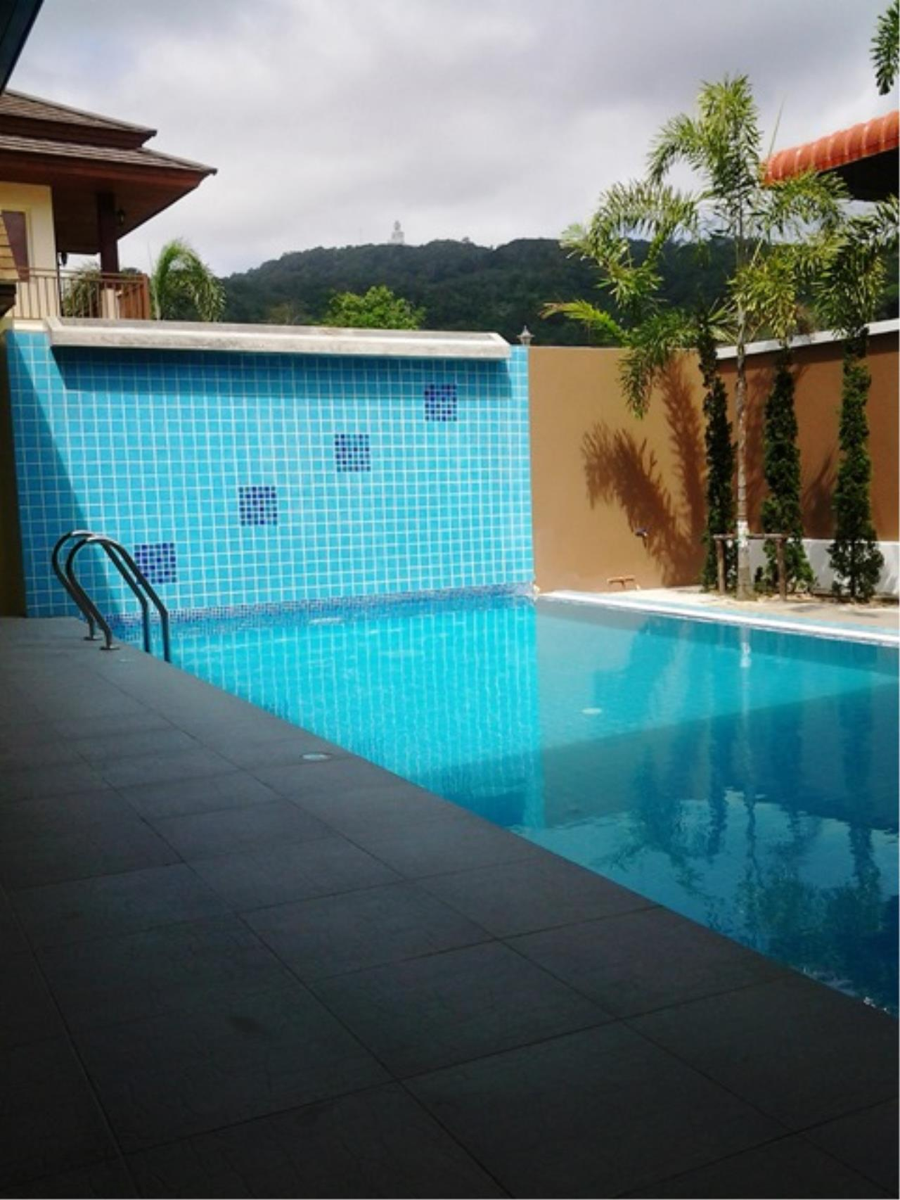 REAL Phuket  Agency's Korina - Oriental Style 4-Bedroom Pool Villa in Chalong 4