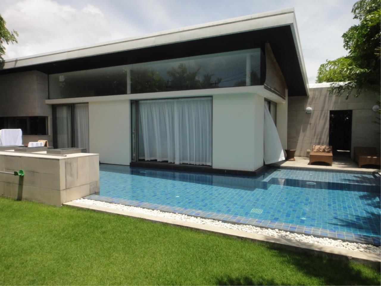 REAL Phuket  Agency's Luna - Modern 3-Bedroom Private Pool Villa near Laguna for Rent 7