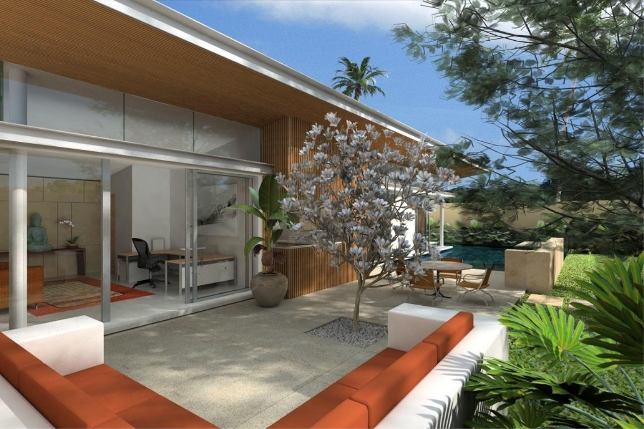 REAL Phuket  Agency's Luna - Modern 3-Bedroom Private Pool Villa near Laguna for Rent 2