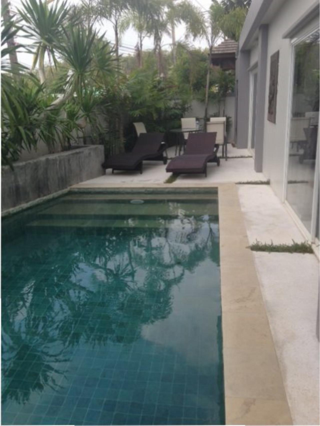REAL Phuket  Agency's Baan Pasak - 3 Bedroom Pool House Pasak Area near Laguna 1