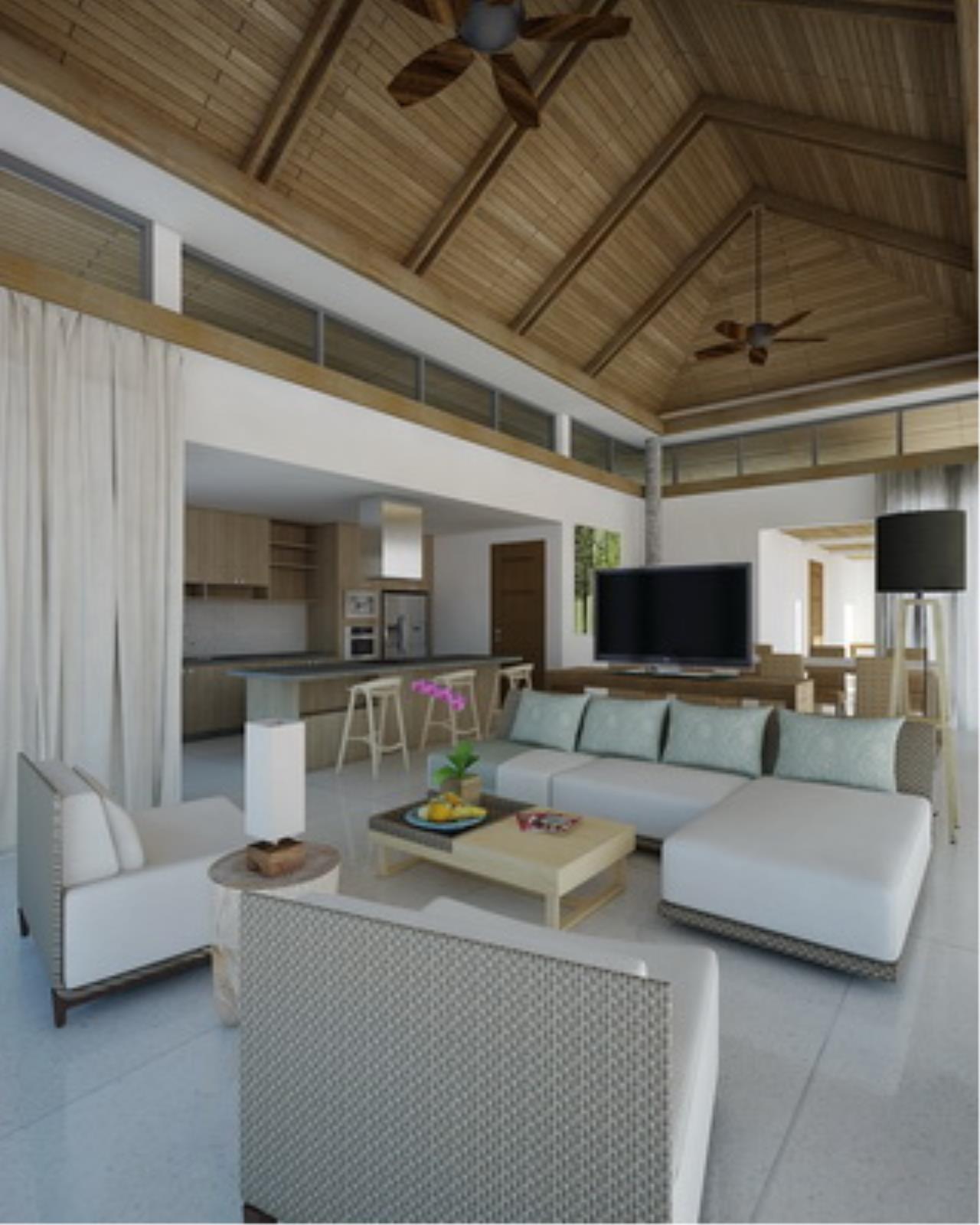 REAL Phuket  Agency's Botanica Villas (Phase III) - Contemporary 3-Bedroom Pool Villa at Layan Beach 5