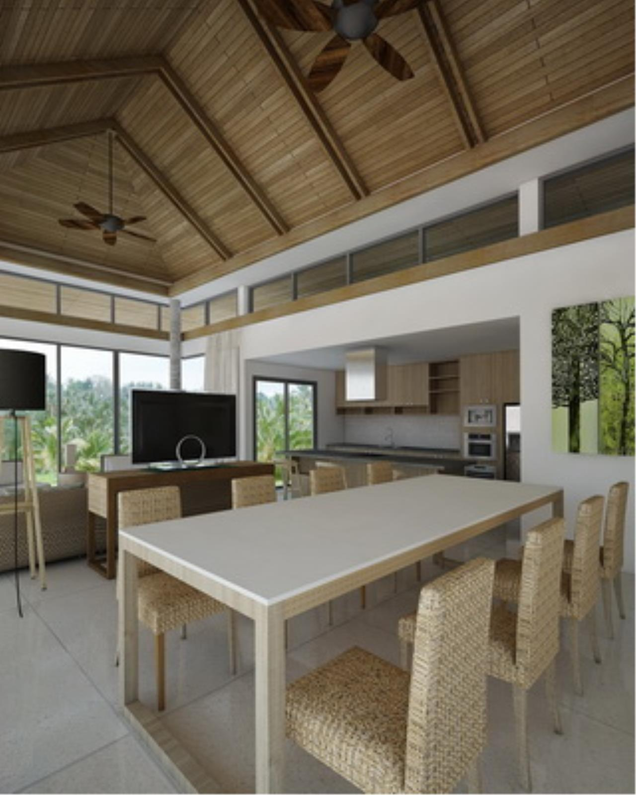 REAL Phuket  Agency's Botanica Villas (Phase III) - Contemporary 3-Bedroom Pool Villa at Layan Beach 7