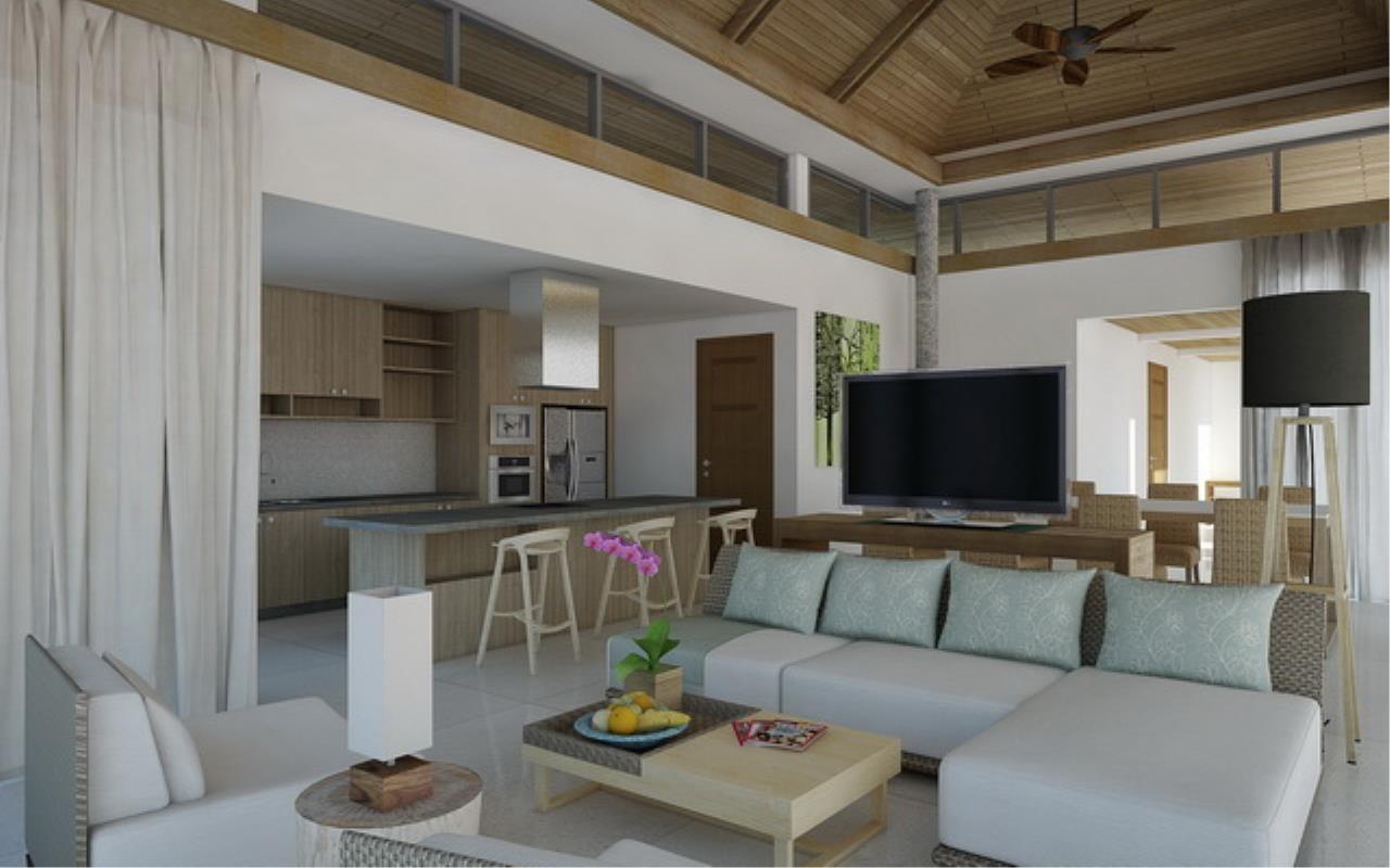 REAL Phuket  Agency's Botanica Villas (Phase III) - Contemporary 3-Bedroom Pool Villa at Layan Beach 6