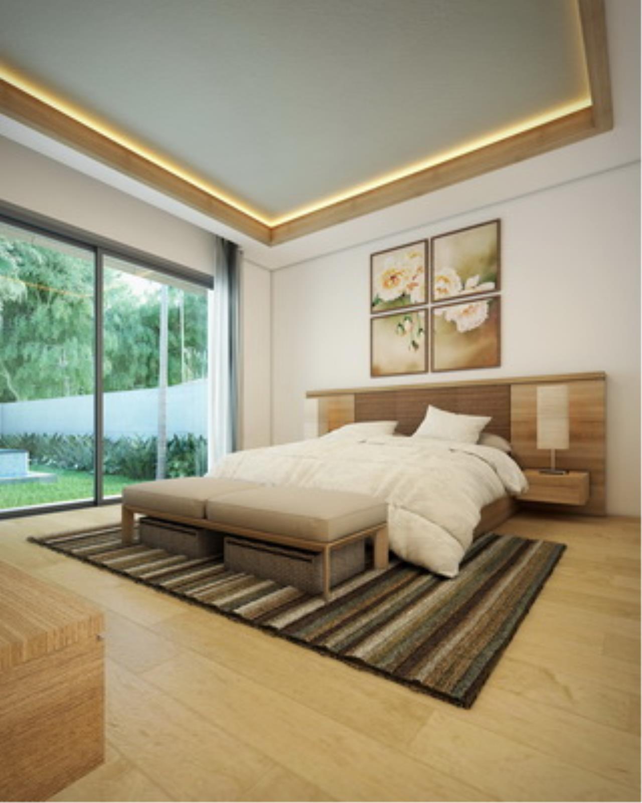 REAL Phuket  Agency's Botanica Villas (Phase III) - Contemporary 3-Bedroom Pool Villa at Layan Beach 9