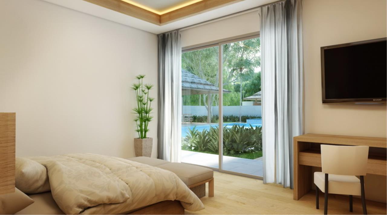 REAL Phuket  Agency's Botanica Villas (Phase III) - Contemporary 3-Bedroom Pool Villa at Layan Beach 14