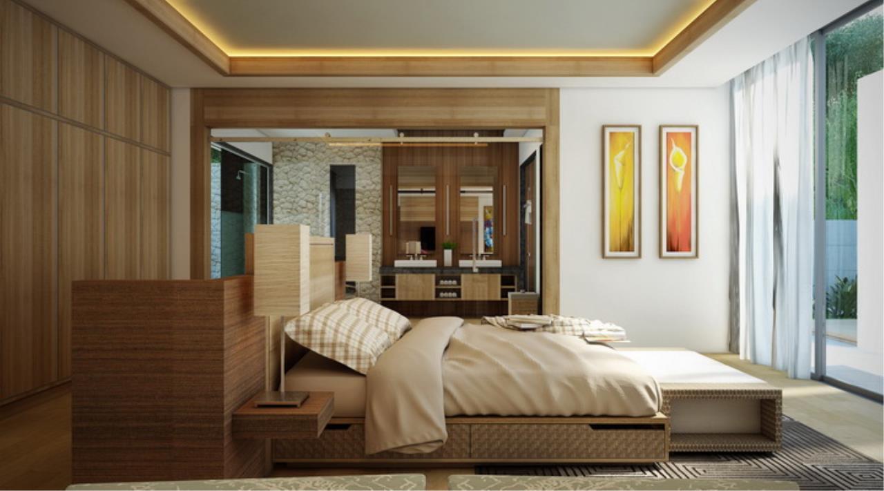 REAL Phuket  Agency's Botanica Villas (Phase III) - Contemporary 3-Bedroom Pool Villa at Layan Beach 17