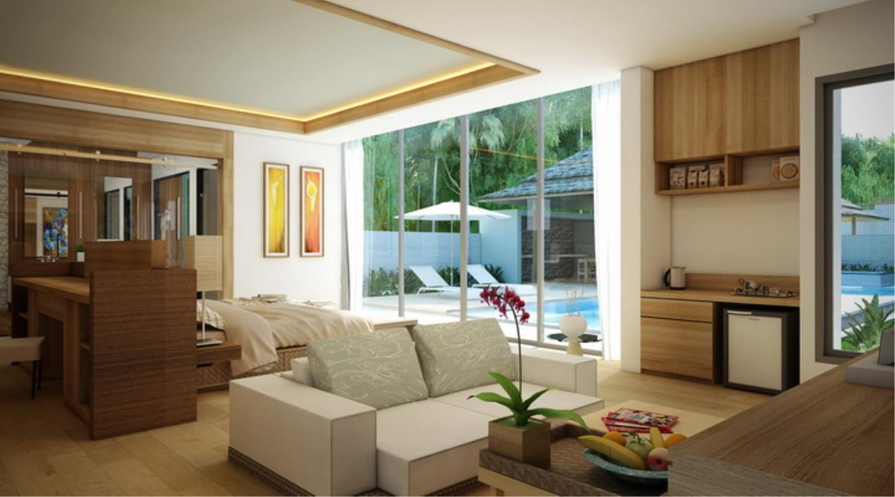 REAL Phuket  Agency's Botanica Villas (Phase III) - Contemporary 3-Bedroom Pool Villa at Layan Beach 19