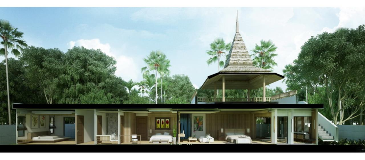 REAL Phuket  Agency's Botanica Villas (Phase III) - Contemporary 3-Bedroom Pool Villa at Layan Beach 21