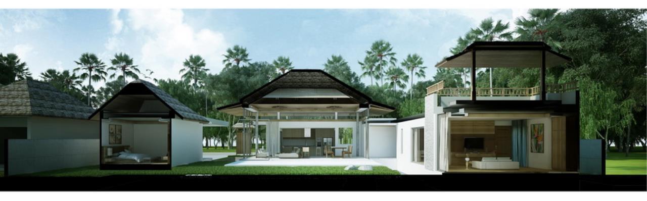 REAL Phuket  Agency's Botanica Villas (Phase III) - Contemporary 3-Bedroom Pool Villa at Layan Beach 22