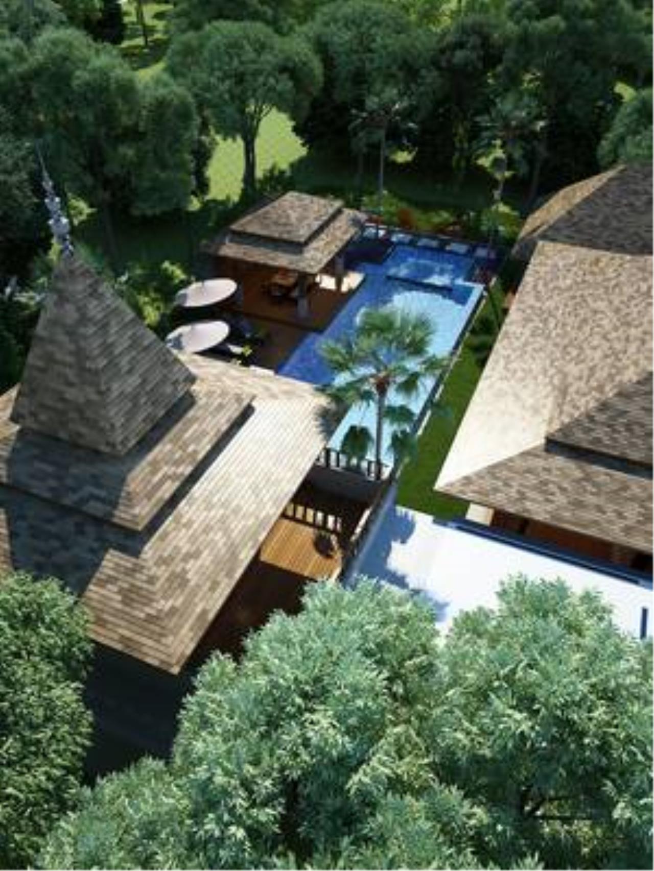 REAL Phuket  Agency's Botanica Villas (Phase III) - Contemporary 3-Bedroom Pool Villa at Layan Beach 25