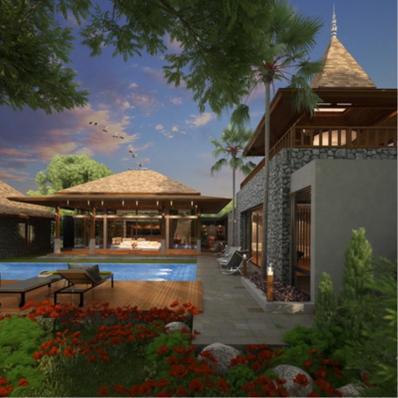 REAL Phuket  Agency's Botanica Villas (Phase III) - Contemporary 3-Bedroom Pool Villa at Layan Beach 26