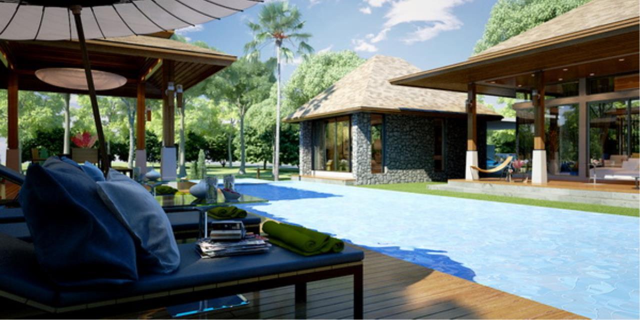 REAL Phuket  Agency's Botanica Villas (Phase III) - Contemporary 3-Bedroom Pool Villa at Layan Beach 1