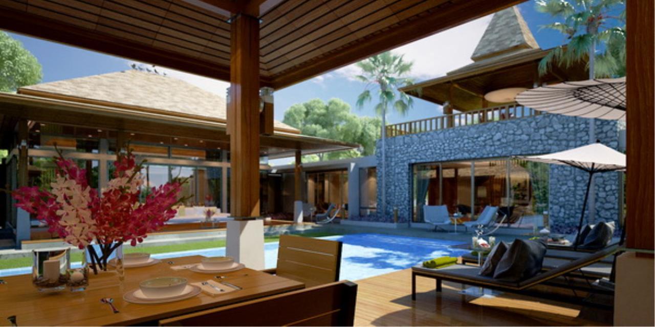 REAL Phuket  Agency's Botanica Villas (Phase III) - Contemporary 3-Bedroom Pool Villa at Layan Beach 28