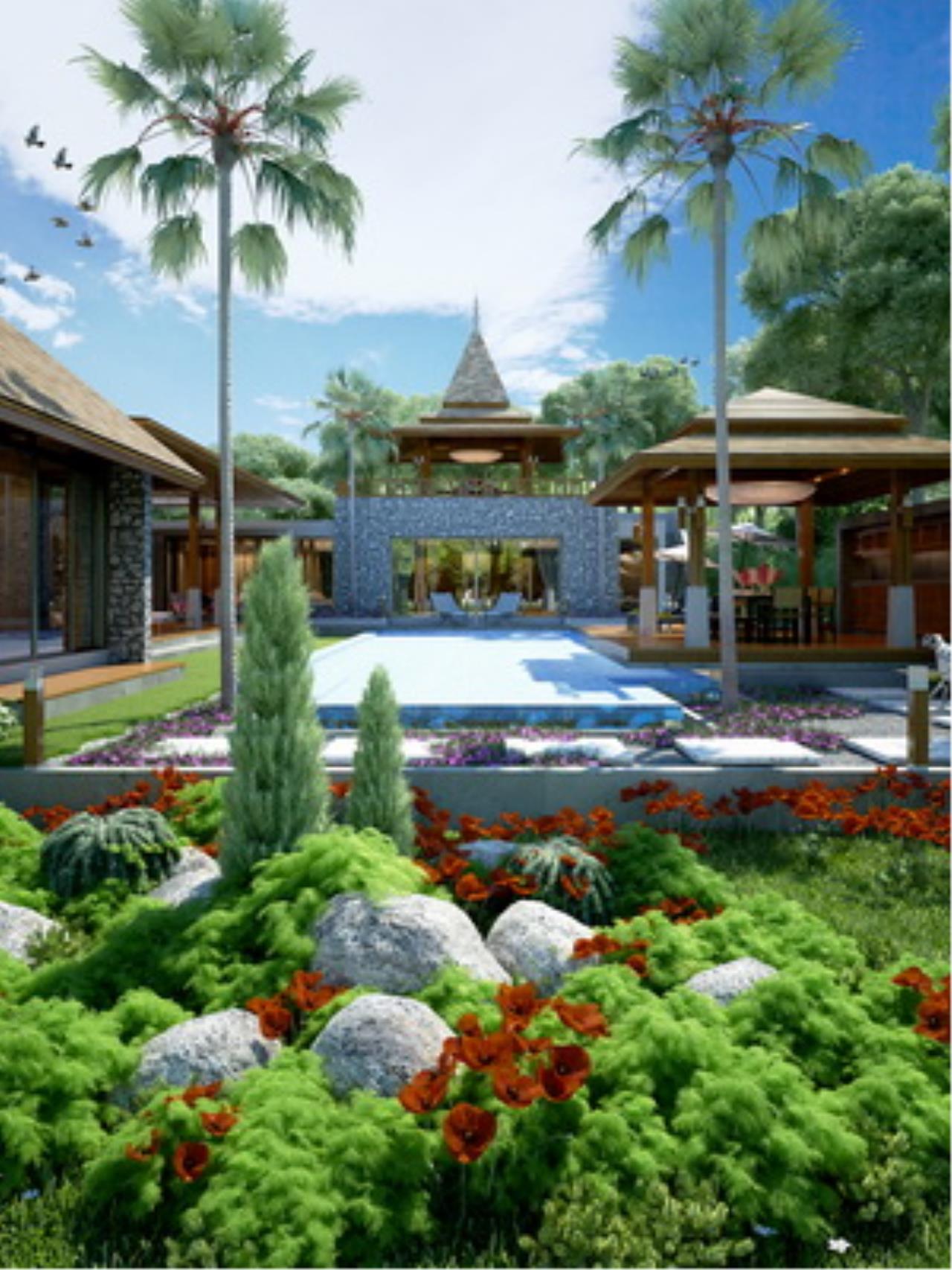 REAL Phuket  Agency's Botanica Villas (Phase III) - Contemporary 3-Bedroom Pool Villa at Layan Beach 29