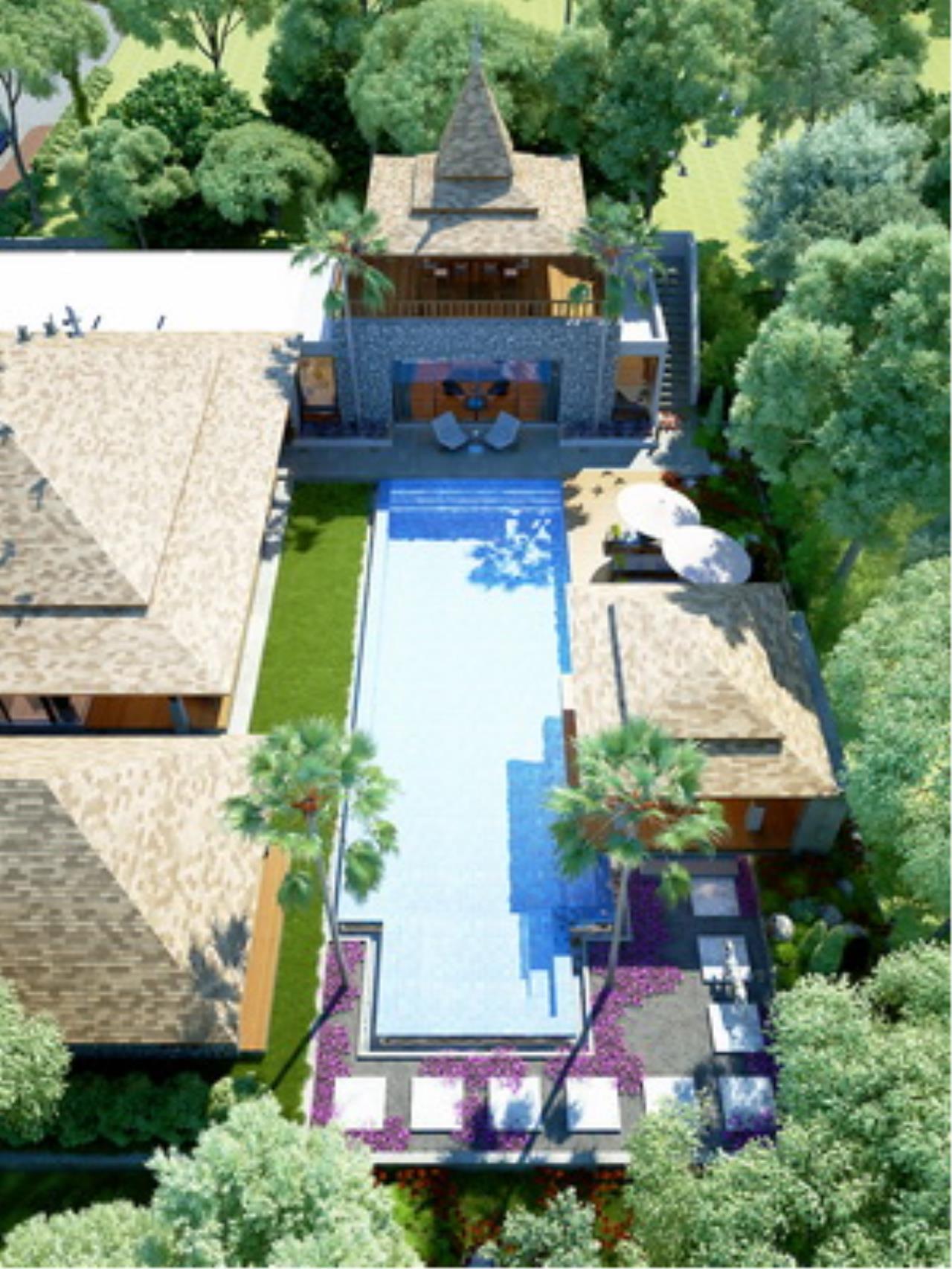 REAL Phuket  Agency's Botanica Villas (Phase III) - Contemporary 3-Bedroom Pool Villa at Layan Beach 30