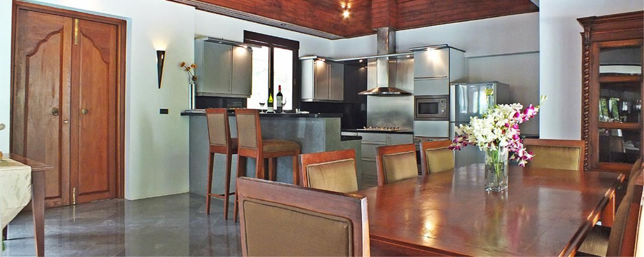 REAL Phuket  Agency's Surin Springs - Luxurious 5-Bedroom Villa just Minutes from Surin Beach 14