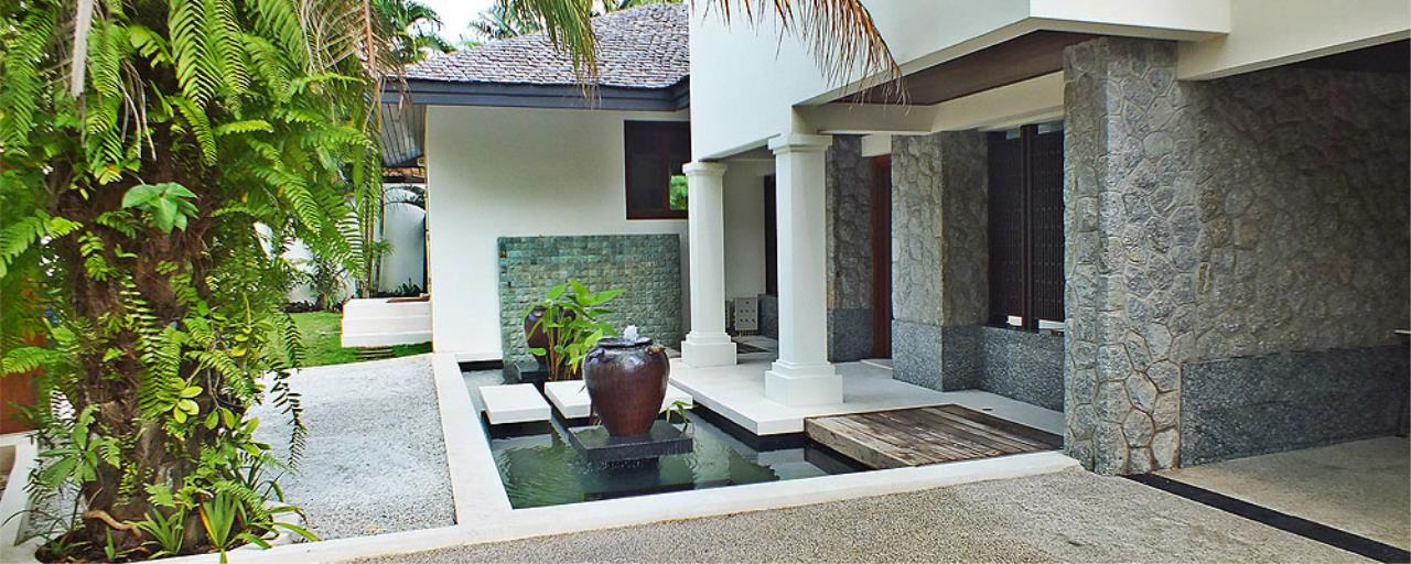 REAL Phuket  Agency's Surin Springs - Luxurious 5-Bedroom Villa just Minutes from Surin Beach 5
