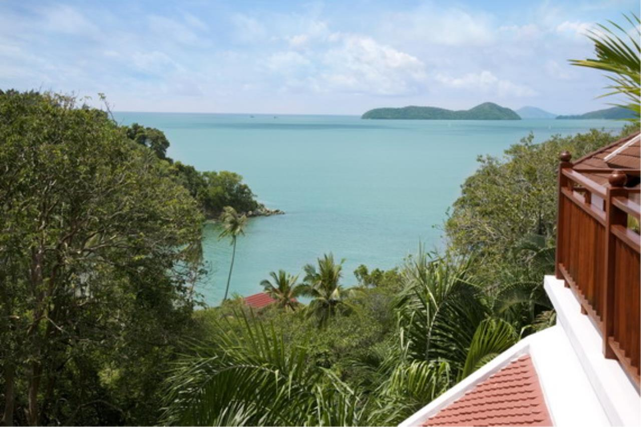 REAL Phuket  Agency's Vanich Bayfront - Luxury Thai Style Seaview Villa in Cape Panwa 6
