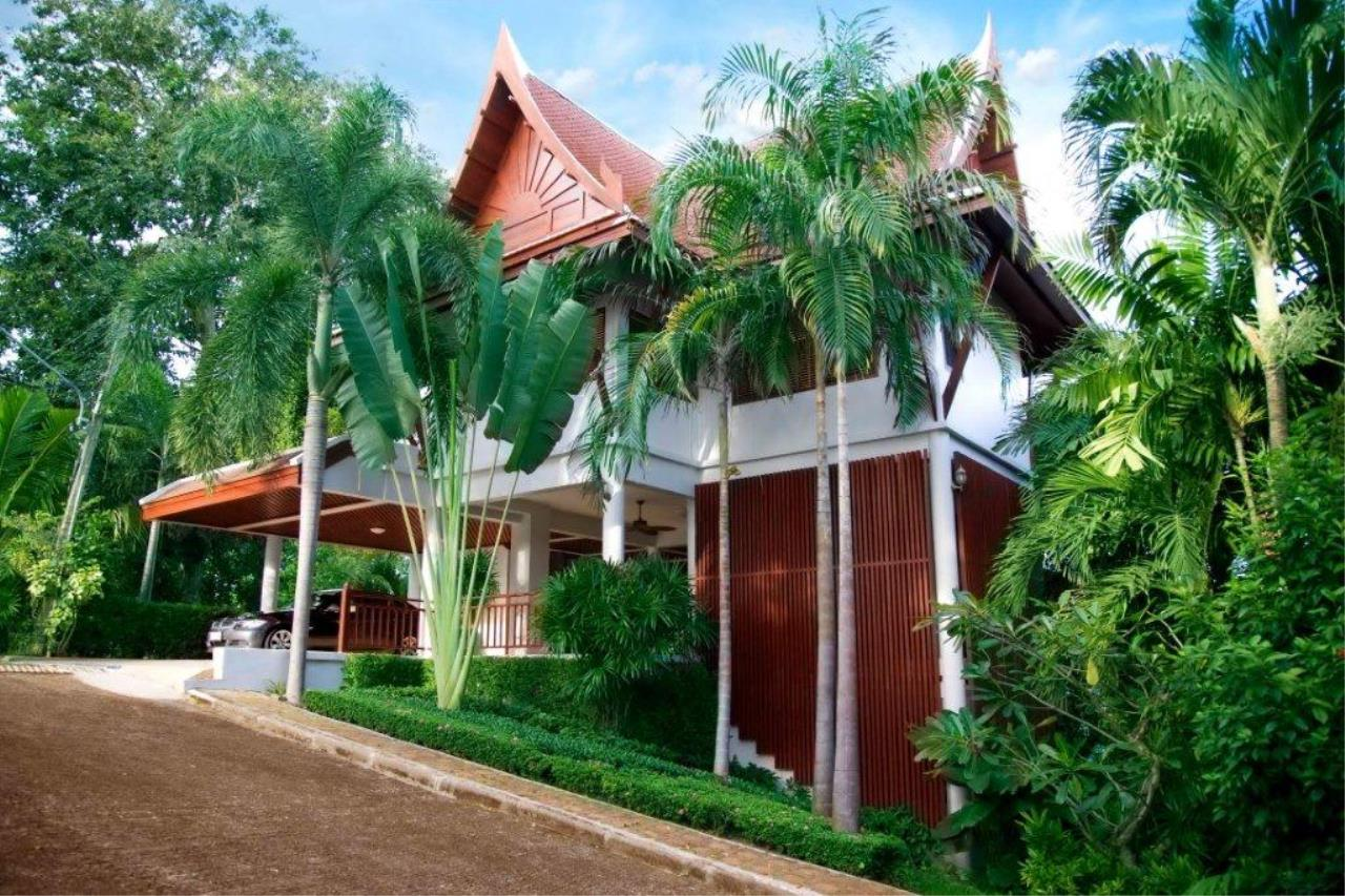 REAL Phuket  Agency's Vanich Bayfront - Luxury Thai Style Seaview Villa in Cape Panwa 16