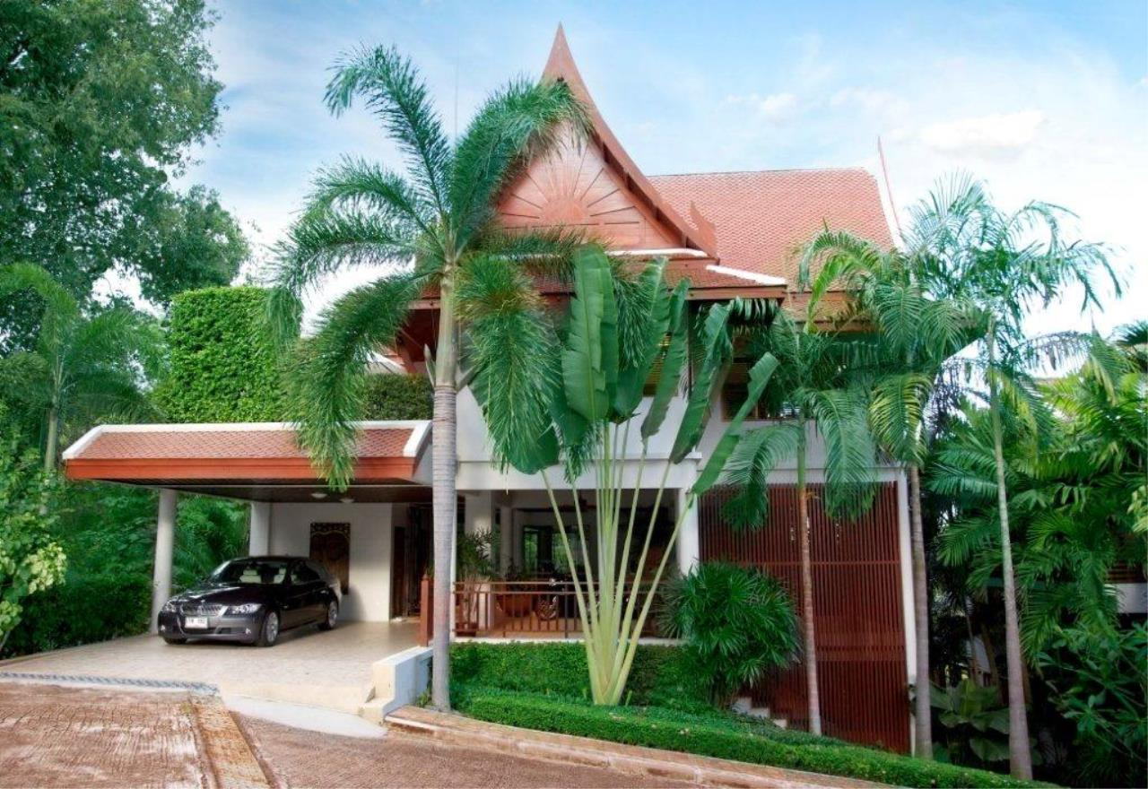 REAL Phuket  Agency's Vanich Bayfront - Luxury Thai Style Seaview Villa in Cape Panwa 1